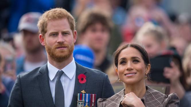 """Harry en Meghan weigerden adellijke titel voor Archie: """"Hij zou gepest worden"""""""