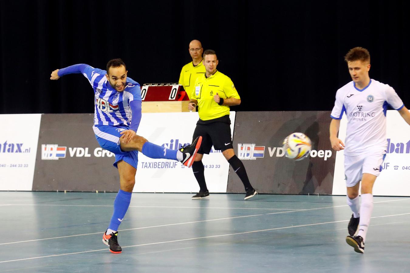 Archiefbeeld zaalvoetbal FC Eindhoven.