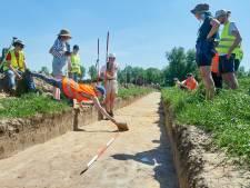 Osse bodem onuitputtelijke bron voor studenten: 'Hebben resten van prehistorisch grafveld gevonden'