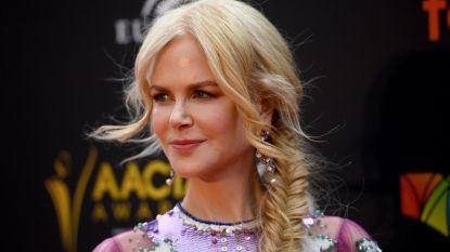 Filmster Nicole Kidman maakt serie over Nederlandse 'CSI-boerderij'