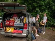 Jongeren alert op de camping tijdens coronacrisis: 'Als mijn oma het krijgt, is het einde verhaal'