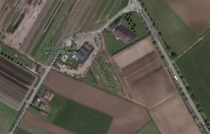 De vestiging van Van Esch Groen in Berkel-Enschot.