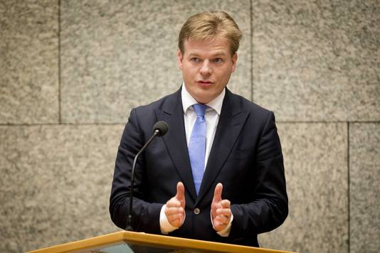 CDA-Kamerlid Pieter Omtzigt