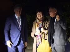 Sabine Laruelle et Patrick Dewael chargés d'une mission royale