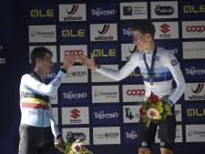 Segaert et Uijtdebroeks offrent un doublé à la Belgique dans le chrono juniors