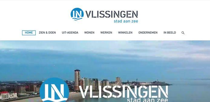De website van invlissingen.nl