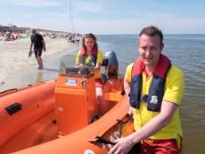 Reddingsbrigade kan niet veilig werken en blijft voorlopig weg van de Schouwse stranden
