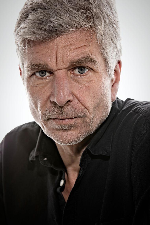 Karl Ove Knausgård. Beeld Nina Rangøy