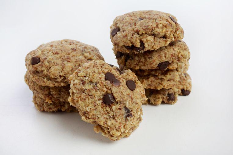 Amandel-chocoladekoekjes Beeld The Washington Post via Getty