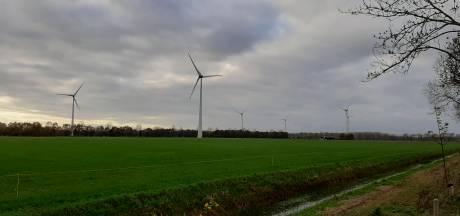 Geen extra windmolens meer in Aalten: alleen nog vervanging van huidig park Hagenwind