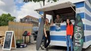 """Drie jongeren openen zomerbar 'flOw' aan Leiedam: """"Door corona vonden we geen vakantiejob"""""""