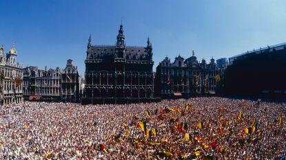Rode Duivels krijgen zondag hun huldiging op de Grote Markt van Brussel