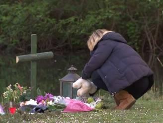 Stille herdenking voor dood gevonden babymeisje Wernhout