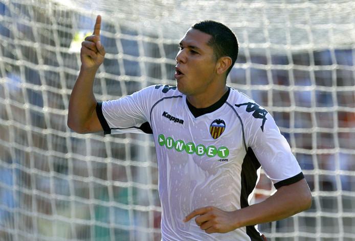 Hedwiges Maduro speelde vier seizoenen voor Valencia.