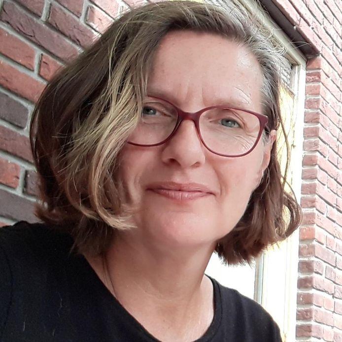 Ingrid van der Veer.