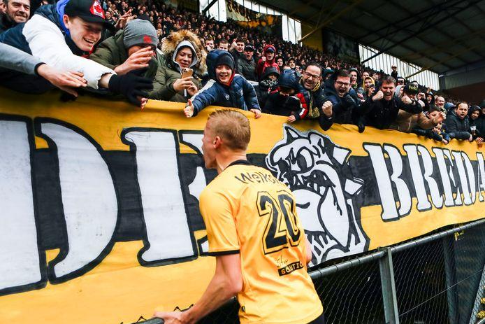 De wedstrijd tegen Roda JC eindigde in 4-1.