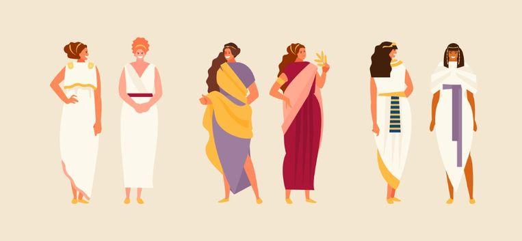 Kom erachter welk van de zeven Griekse godinnen je bent