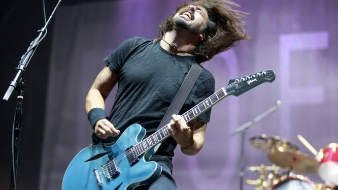 Foo Fighters gaan Obama handje helpen