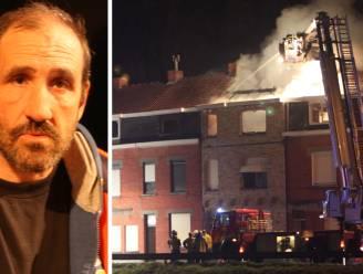 Slapende kleuters door papa gered uit brand