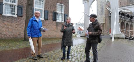 Vrijheidswandeling Stad & Lande is ook in de regen een succes