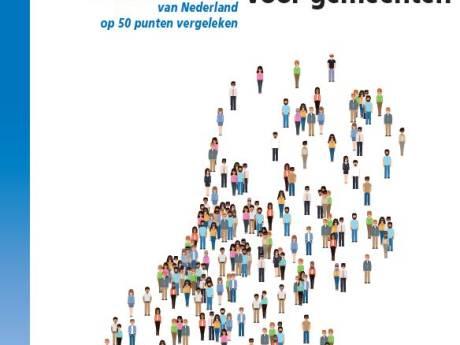 In Zwolle is het minder goed toeven, in Deventer woon je steeds beter