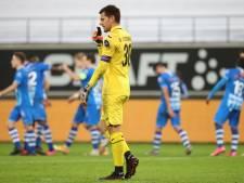 Anderlecht sans Hendrik Van Crombrugge au Beerschot