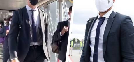 """Thibaut Courtois: """"Hazard est à nouveau heureux"""""""