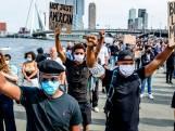 Demonstratie Rotterdam vroegtijdig beëindigd vanwege drukte