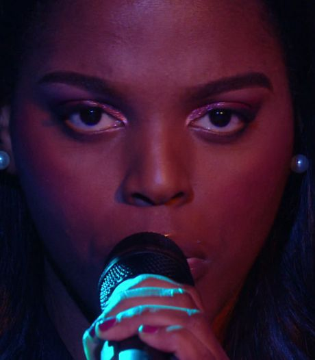 """Mentissa Aziza, talent belge de """"The Voice France"""", a fait pleurer Vianney: """"Merci pour les frissons"""""""