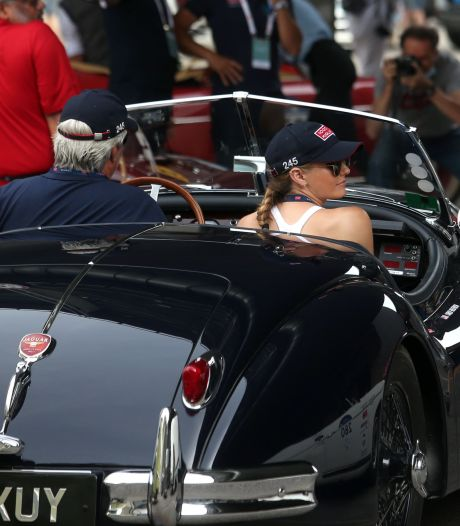 Honderd deelnemers vallen uit tijdens klassiekerspektakel Mille Miglia