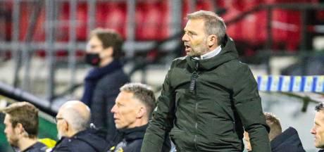 NAC-trainer Steijn niet in quarantaine na Spanjereis en maandag wél op de bank tegen NEC