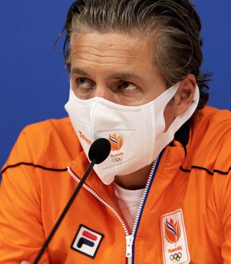Van den Hoogenband over Nederlandse medailleoogst: 'We lopen niet achter op schema'