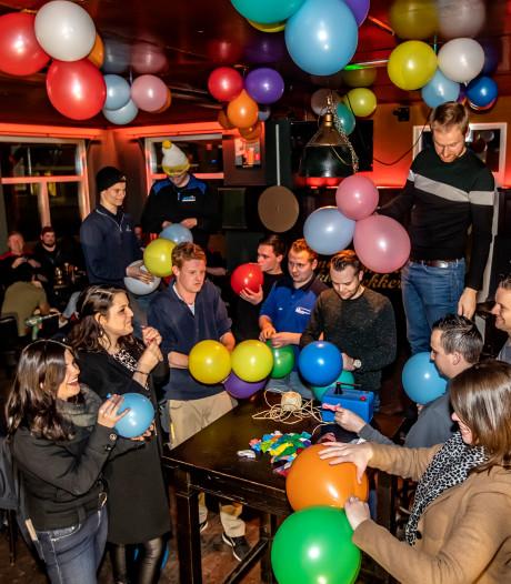 Het Bouwersfeest is het voorspel van de optocht in Holten, niet de kers op de taart