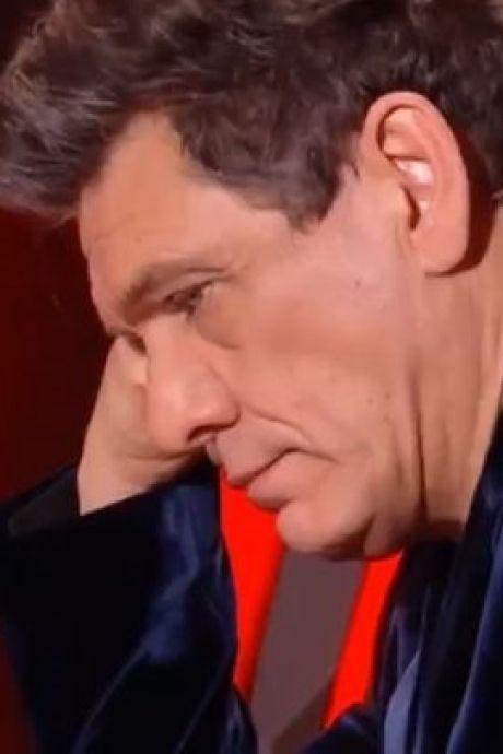 """Marc Lavoine s'emporte contre ses talents dans """"The Voice"""""""