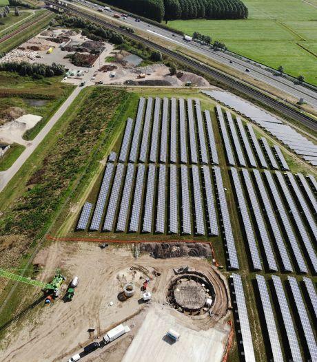 Ondernemersvereniging wil graag zonnepark aanleggen in Wageningen
