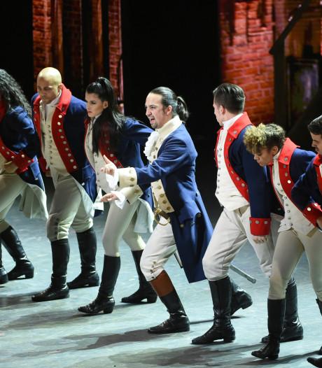 Gewonden door misverstand tijdens musical VS