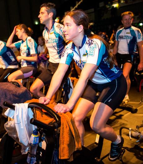 Recordbedrag van meer dan 600.000 euro opgehaald tijdens Sporten voor Sophia