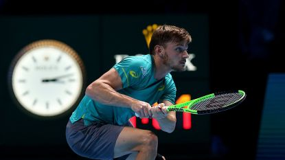 Welke op deze planeet levende tennisfan kon ooit bevroeden dat Goffin Federer, zesvoudig Masters-winnaar, op vijandelijk terrein te stekken kon nemen?