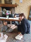 Carla was gek op haar kleindochter Hailey. Ze vond het heerlijk om oma te zijn.
