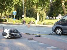 Motorrijder gewond bij ongeluk in Tiel