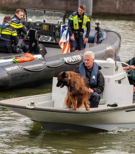 Speurtocht naar Dirk Dalebout op het water levert opnieuw niets op