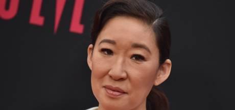 """""""Je suis chez moi"""": le message puissant de Sandra Oh contre le racisme anti-asiatique"""