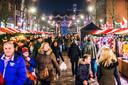De Kerstmarkt in 2017.