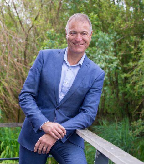 Wethouder Erik van Beurden stopt bij de gemeente Leusden: 'Ik vertrek met weemoed'