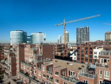 Alleen in Amsterdam dalen huurprijzen vrije sector nog hard
