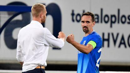 Football Talk. AA Gent haalt opgelucht adem, blessure Kums valt mee