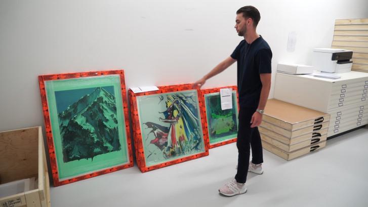 Kunstwhizzkids uit Almere veroveren de wereld