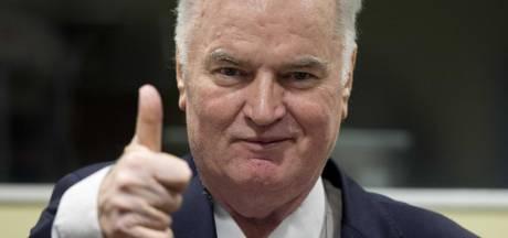 Hoger beroep Mladic uitgesteld wegens gezondheid beklaagde