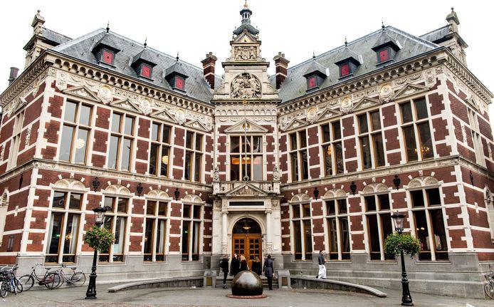 Een gebouw van de Universiteit Leiden