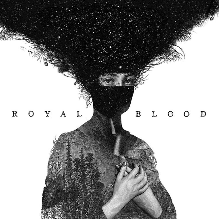 null Beeld Albumoes Royal Blood